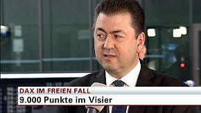 """Robert Halver zum Dax-Kursrutsch: """"Wir gehen nie mehr zur Normalität zurück"""""""