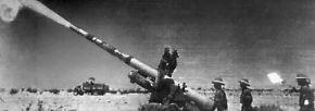 """So wollte Rommel die Briten bezwingen: Der Afrikafeldzug von """"Hitlers Lieblingsgeneral"""""""