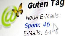 Jeder Zweite Opfer von Kriminellen: Zahl der Spam-Mails steigt beängstigend