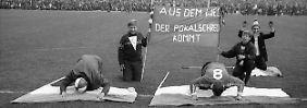 Redelings vor dem Pokal-Kracher: Kommando befolgt: MS Bayern versenkt!