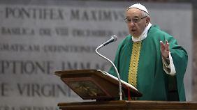 Hat bald hundert neue Fans: Papst Franziskus