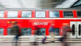 Lokführer und Tempo im Auge: Diese Mechanismen sollen Züge sicherer machen