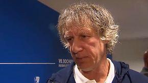 """Bochums Trainer Verbeek vorm Pokal: """"Freiburg war gute Vorbereitung für das Bayern-Spiel"""""""