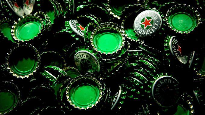 Mit einem Wert von rund 35 Milliarden Euro ist Heineken der drittgrößte Brauereikonzern der Welt.