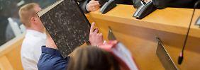 Prozess nach Tat in Salzhemmendorf: Trio gesteht Anschlag auf Flüchtlingsheim