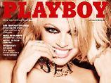 """Mach's noch einmal, Pam!: Anderson letztmals nackt im """"Playboy"""""""