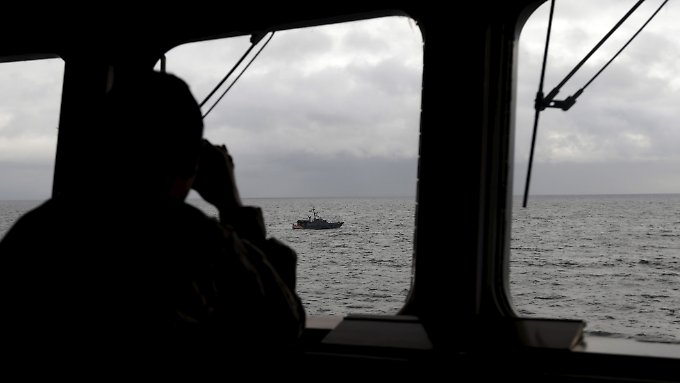 """Rätselhaftes Schiffsunglück vor Fehmarn: """"Ob und wie der Fischkutter geborgen wird, müssen die Untersuchungen ergeben."""""""