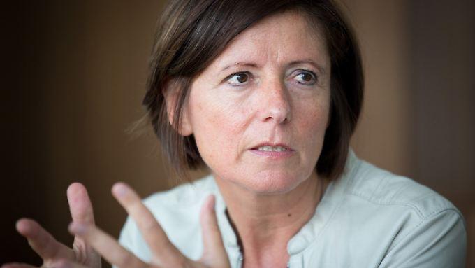 Ironie der Geschichte: Malu Dreyer (SPD) könnte ihren Posten aufgrund der umstrittenen Flüchtlingspolitik der CDU verlieren.