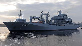 Neue Aufgabe für die Bundeswehr?: Griechenland gibt grünes Licht für Nato-Einsatz gegen Schlepper