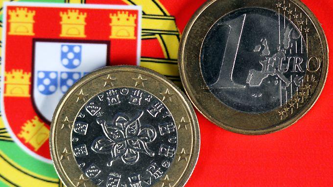 Die Aufnahme neuer Schulden verteuert sich für Portugal.