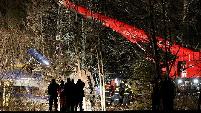Bei dem Unglück kamen elf Menschen ums Leben.