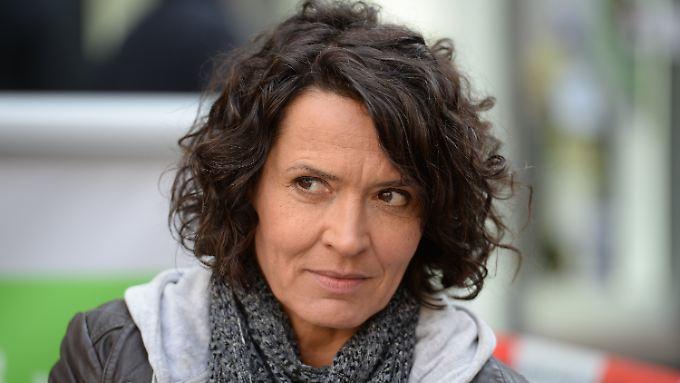 "Lena Odenthal ermittelt in ""Du gehörst mir""."
