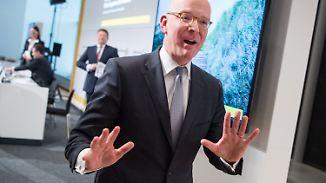 Erste Dividende seit der Finanzkrise: Commerzbank erwirtschaftet Milliardengewinn