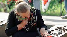 Mit der Zeit wird's leichter: Wie sich der Schmerz der Trauer verändert