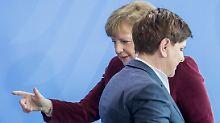 In Abneigung vereint: Warum Merkel und Szydlo einander brauchen