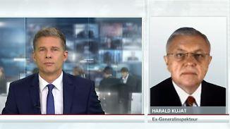 """Harald Kujat über Syrienkonflikt: """"Ich lobe die Rolle Russlands überhaupt nicht"""""""