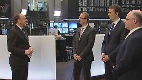 n-tv Zertifikate Talk: Dax vor Absturz? Turbulente Zeiten für Anleger