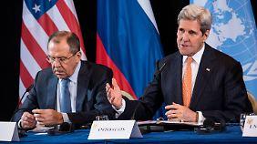Feuerpause angestrebt: Syrien-Kontaktgruppe erzielt Erfolg bei Verhandlungen in München