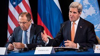 Russische Angriffe trotz Feuerpause: Syrien-Kontaktgruppe erzielt Erfolg bei Verhandlungen in München