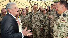 Bis zu 650 Bundeswehrsoldaten sollen im Norden Malis eingesetzt werden.