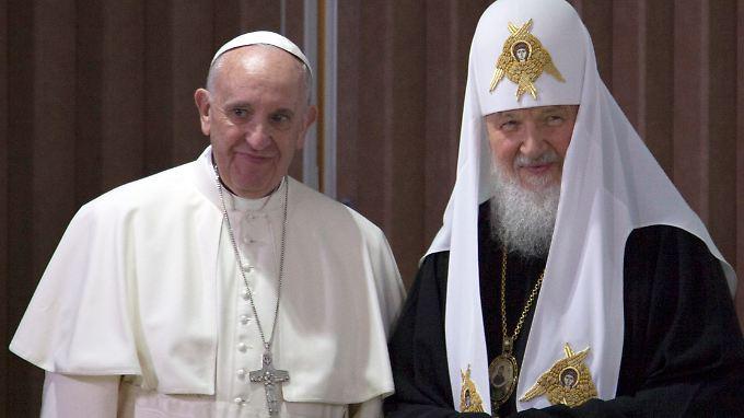 Seit fast 1000 Jahren sind die Kirchen gespalten.