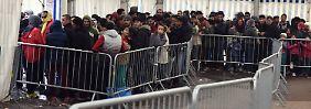 Umfrage zu Asylsuchenden: EU-Bürger würden Flüchtlinge fair verteilen