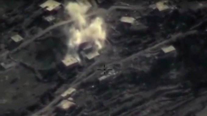 Offiziell unterstützt Russland das Assad-Regime bislang nur durch Luftangriffe.