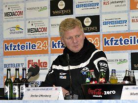 Nach der Heimklatsche gegen Lautern könnte Paderborn auf den 17. Platz abrutschen.