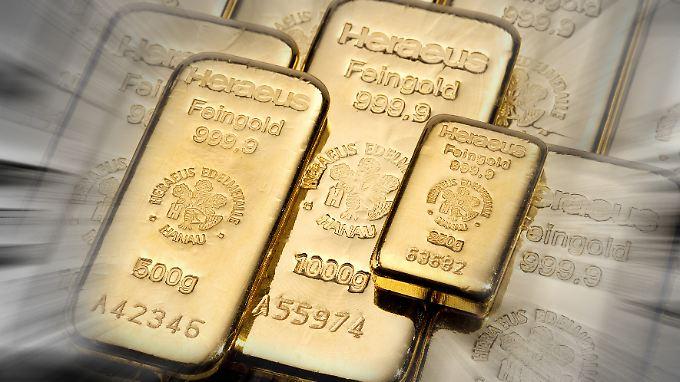 Im Bärenmarkt bekommt Gold neuen Glanz.