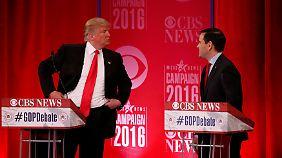 Wie im Kindergarten: Republikaner verlieren sich in wildem Schlagabtausch