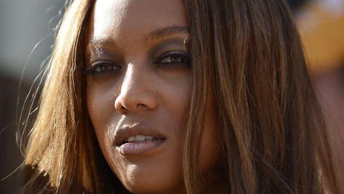 Tyra Banks wurde Ende Januar mit 42 Jahren erstmals Mutter.