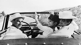 Mit seinem Flaminia Cabrio aus dem Jahr 1960 stand Lancia auch für Lebensfreude.
