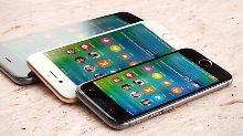 Keine Vorbestellungen mehr?: iPhone 5se soll Blitzstart hinlegen
