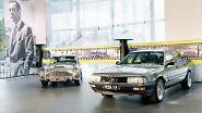 """Zum Beispiel ein Dienstwagen von James Bond. Tatsächlich fuhr der Agent seiner Majestät 1987 im Film """"Der Hauch des Todes"""" einen Audi 200 quattro. Abt steigerte seine Leistung von 182 auf 250 PS."""