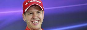 """""""Der Zuschauer muss sich wieder mit der Technik im Auto identifizieren können, momentan ist sie viel zu komplex"""": Sebastian Vettel."""