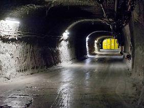 Das Atommülllager Asse bei Wolfenbüttel.