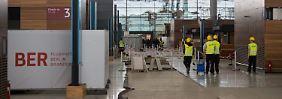 Behörden am Zug: BER-Starttermin 2017 noch möglich