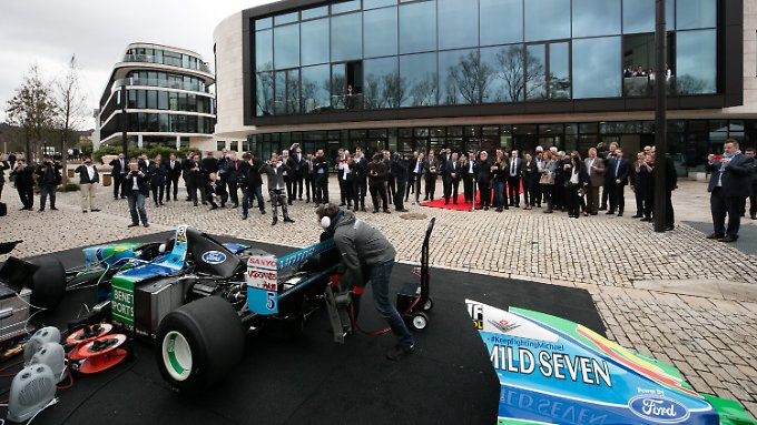 Gesundheitszustand allgegenwärtig: Marburg widmet Michael Schumacher eigene Ausstellung