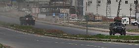 Kurdische YPG im Visier: Russland verurteilt türkische Angriffe