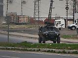 Türkische Sicherheitskräfte im Südosten des Landes im vergangenen Jahr.