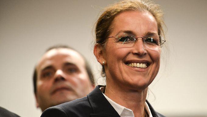 """Hat ein klares Zielpublikum: Tatjana Festerling appelliert, sich mit Mistgabeln gegen die """"Elite"""" zur Wehr zu setzen."""