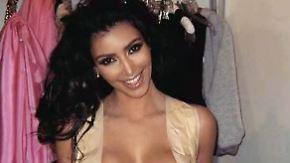 Promi-News des Tages: Kim Kardashian verrät Geheimnis ihres Dekolletés