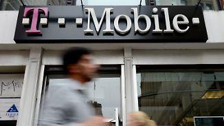 Gute Zahlen dank T-Mobile: Telekom bekommt Rückenwind aus den USA
