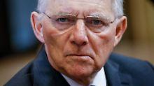 Kritik aus SPD und von Grünen: Schäuble will bei Langzeitarbeitslosen sparen