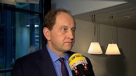 Der FDP-Politiker Alexander Graf Lambsdorff ist Vizepräsident des Europaparlaments.