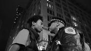 """Der dritte Platz in der Kategorie """"Contemporary Issues Singles"""" wird dieses Foto von John J. Kim., das bei einem Marsch gegen Polizeigewalt in Chigago entstanden ist."""