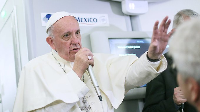 US-Milliardär reagiert sauer: Papst: Donald Trump ist kein Christ