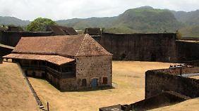 Die ehemaligen Häuser der Kolonialherren kann man heute auf Guadeloupe besichtigen.