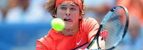 """""""Das war immer mein großes Ziel"""": Davis-Cup-Team setzt auf Youngster Zverev"""