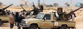 Jagd auf Terror-Anführer: USA bombardieren IS offenbar in Libyen